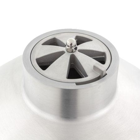 Molded Exhaust Cap