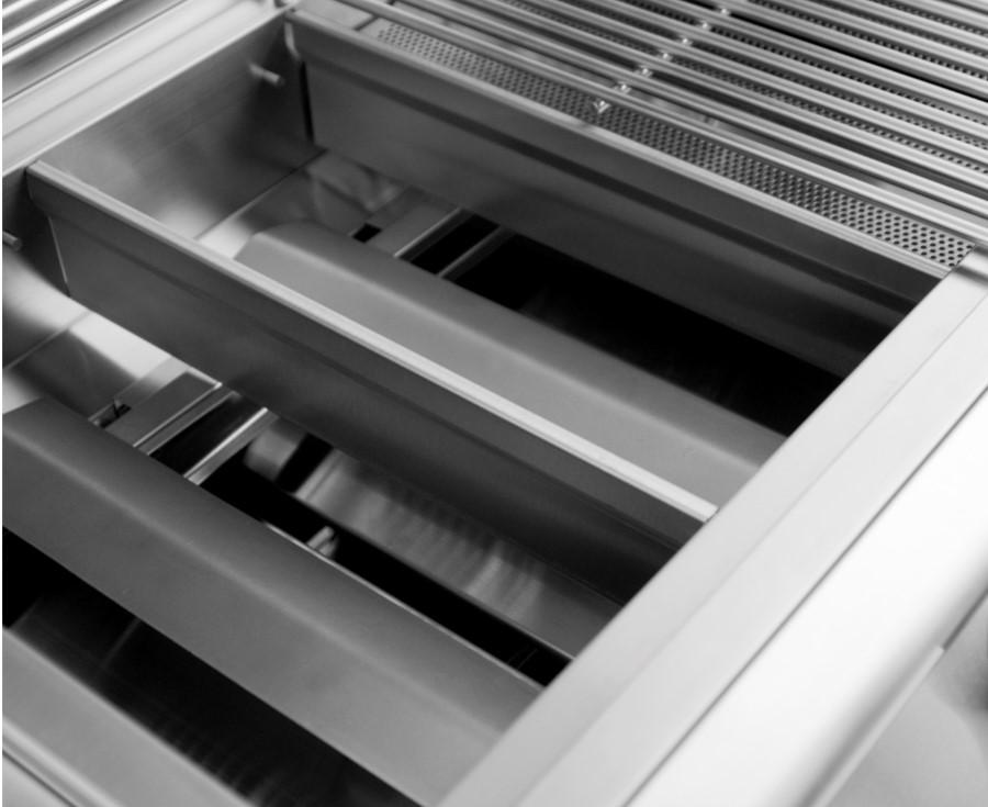 Removeable Heat Zone Separators