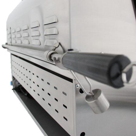 Rotisserie Rod Storage